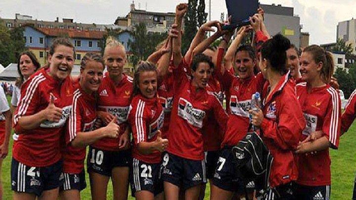 Женская сборная Молдовы по регби заняла первое место в третьем дивизионе чемпионата Европы