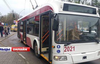 Бельцы получат 10 новых троллейбусов