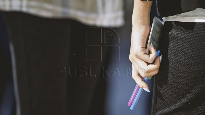 Выпускники лицеев сдают экзамен по профилю