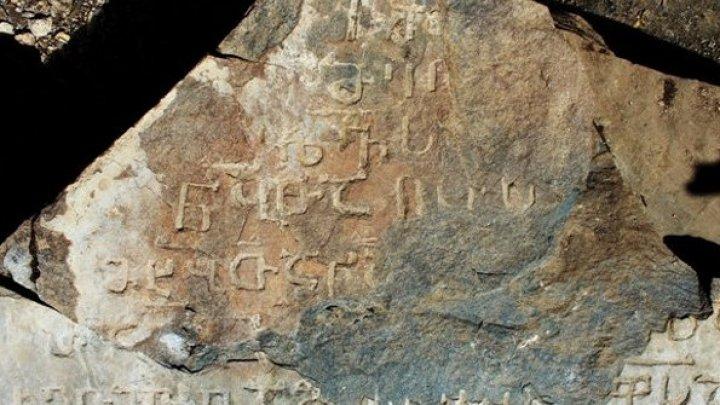 Грузинские ученые обнаружили уникальную надпись на стенах храма X века