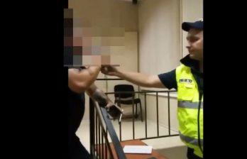 (ВИДЕО) В Бельцах полиция остановила трёх пьяных таксистов