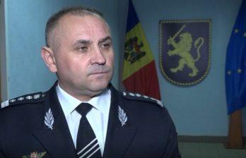 Начальник бельцкого Инспектората полиции подал в отставку