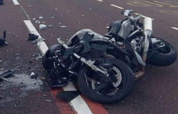 Авария в Унгенском районе: мотоциклист госпитализирован в тяжелом состоянии