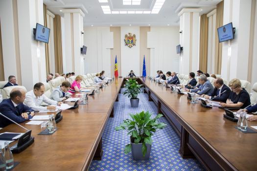 Премьер-министр Майя Санду потребовала скорейшей реализации условий, налагаемых ЕС для разблокирования макрофинансовой помощи