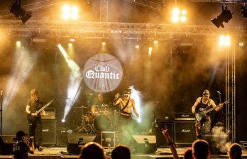 (ФОТО/ВИДЕО) Бельцкая рок-группа Alister Mars выступила в Румынии на благотворительном концерте
