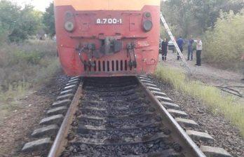 Поезд Бельцы-Унгены загорелся вечером 29 августа