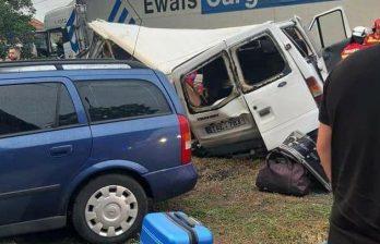 Страшная авария в Румынии: двое граждан Молдовы погибли, еще семеро пострадали