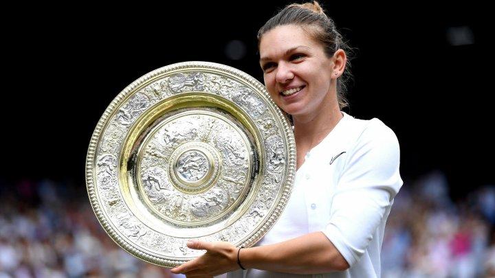 Симона Халеп занимает 4-е место среди спортсменок в рейтинге