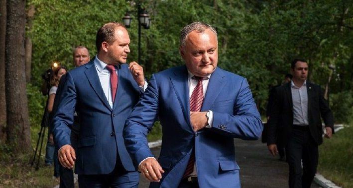 Игорь Додон: Ион Чебан станет кандидатом ПСРМ в генпримары столицы