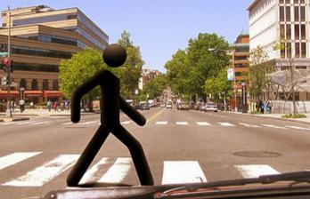 Страшные цифры - жертвами трети ДТП становятся пешеходы