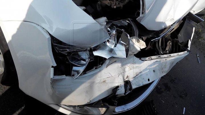 За выходные четыре человека погибли в авариях на дорогах Молдовы