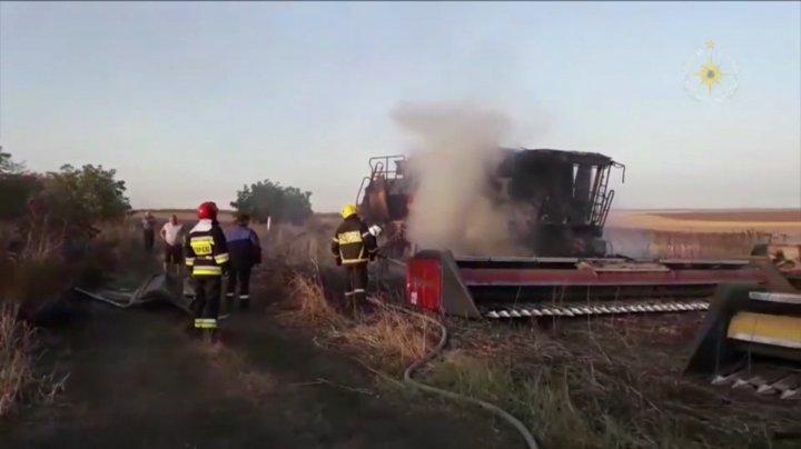 Девять миллионов леев стали пеплом: Владелец подожженной техники оценил ущерб