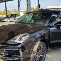 23-летний молдаванин остался без Porsche Cayenne за 100 тысяч евро (ФОТО)