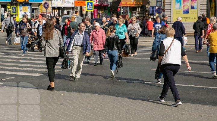 Кишинев в цифрах: НБС представило статистические данные ко Дню города