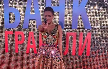 Бузова в платье от молдавского дизайнера: Получила массу комплиментов