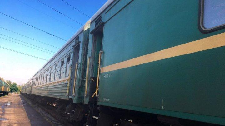 В поезде Москва-Кишинев обнаружили крупную контрабанду наркотиков