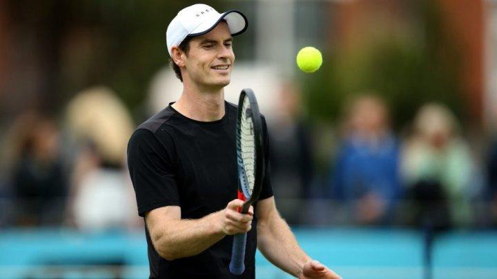 Энди Марей пробился в четвертьфинал турнира ATP