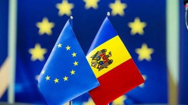 Могерини обещает поддержку Молдове, если власти выполнят условия