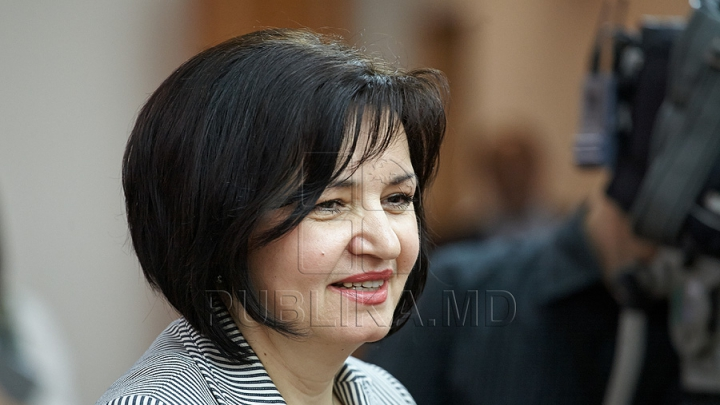 Моника Бабук накануне Дня учителя выступила с законодательной инициативой