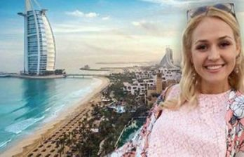 Блогер: Любовница Влада Филата была задержана в Дубае
