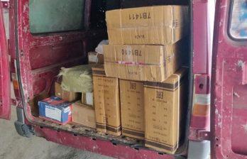 В Молдове задержали контрабанду на полмиллиона леев с рынка