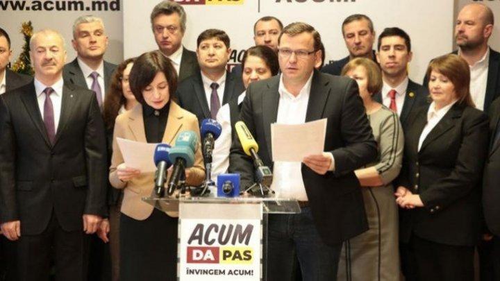 Депутаты АКУМ согласились принять участие в консультациях, инициированных Додоном