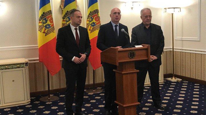 Павел Филип: ДПМ пока не готова к созданию коалиции