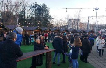 Рождественская ярмарка в Кишинёве - фоторепортаж из столицы