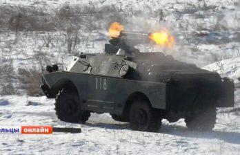У села Елизавета 13 декабря пройдут боевые стрельбы