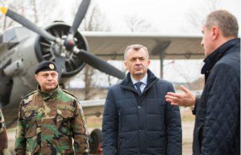 Премьер Кику проинспектировал аэропорты в Мэркулештах и Бельцах
