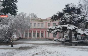 В Бельцах сегодня ожидается снег с дождём