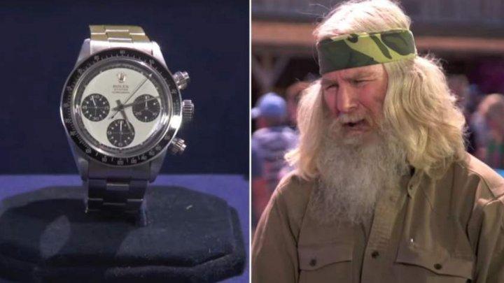 Американцу предложили продать его часы за более чем полмиллиона долларов