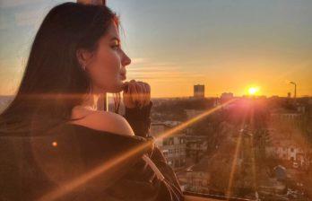 Закаты, рассветы Бельц (7-9 января 2020 год)