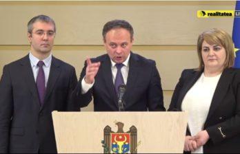 Группа из шести депутатов Демократической партии объявили о своем уходе из парламентской фракции
