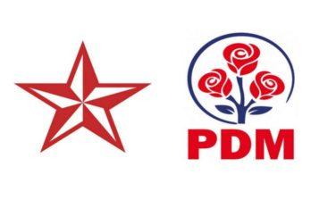 Социалисты и демократы договорились о формировании коалиции