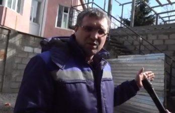 (ВИДЕО) Борьба с незаконными постройками в Бельцах продолжается