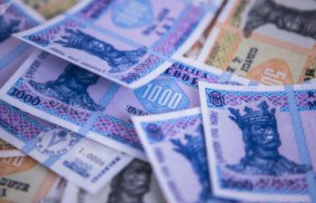 Деньги на пенсии и зарплаты в Молдове
