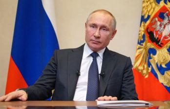 Усатый обратился к президенту России: «Вашим именем прикрываются мошенники»