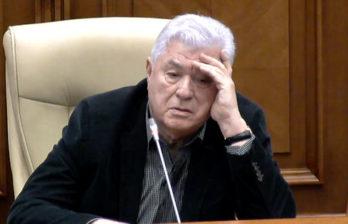 Владимир Воронин намерен покинуть ПКРМ