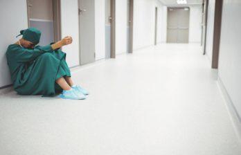 Кишиневский врач найден мёртвым в комнате отдыха после ночной смены