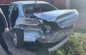 Погоня в селе Биличений Векь: лихач на BMW спровоцировал аварию, пытаясь скрыться от полицейских