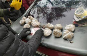 (ВИДЕО/ФОТО) В Бельцах задержаны четверо наркоторговцев. Товар сбывали через Telegram