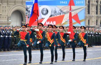 LIVE! Парад Победы в Москве (ВИДЕО)