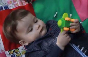 (ВИДЕО) Пограничная полиция создала эмоциональный видеоролик ко Дню защиты детей