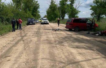 Мотоциклист врезался в автомобиль: ДТП в Рышканском районе