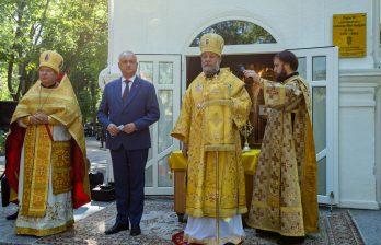 Сегодня Игорь Додон отметил день канонизации господаря Стефана Великого и Святого