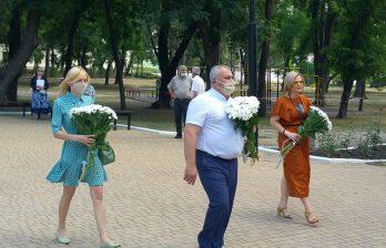 Сегодня в Бельцах почтили память Владимира Высоцкого