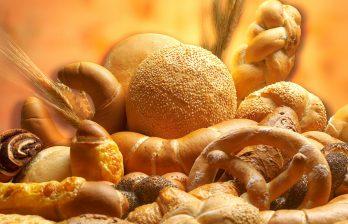 Цифра дня: жители Молдовы съедают в среднем по 120 кг хлебобулочных изделий в год