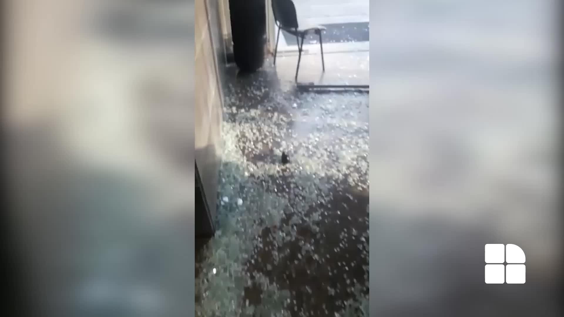 ЭКСКЛЮЗИВ! Как выглядит консульство Молдовы в Ливане после взрыва (ФОТО, ВИДЕО)