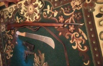 Подробности о деле с оружием на автозаправке в селе Рэдоая